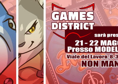 GamesDistrict