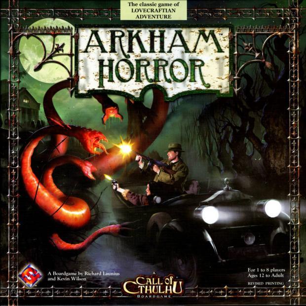 Arkham Horror: come perdere giornate intere attorno ad un tavolo.