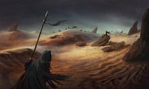 Dune desert