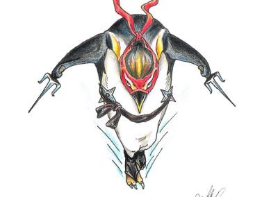 pinguiono ninja - elytomasin