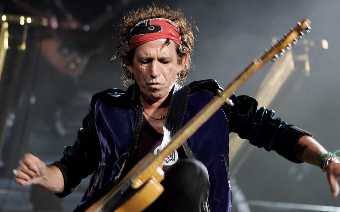 I pirati veri esistono? Certo, pensa a Keith Richards!