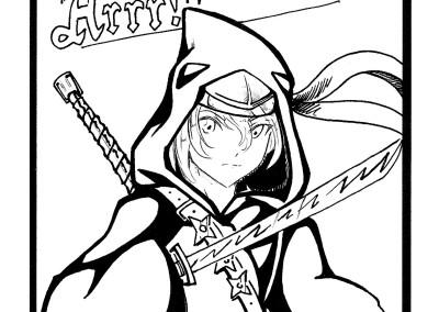 ashigami